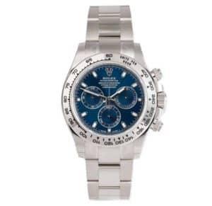 Rolex watch from estate sale