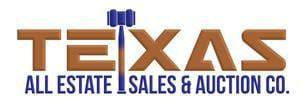 all estate sales and auction company logo